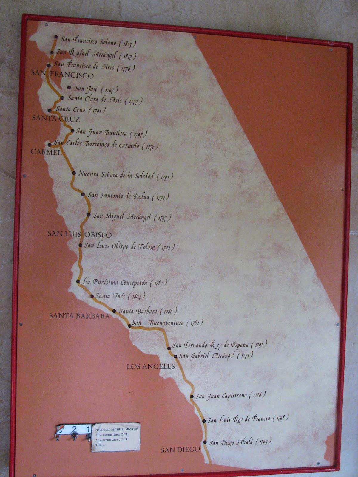 untrodden paths mission santa barbara