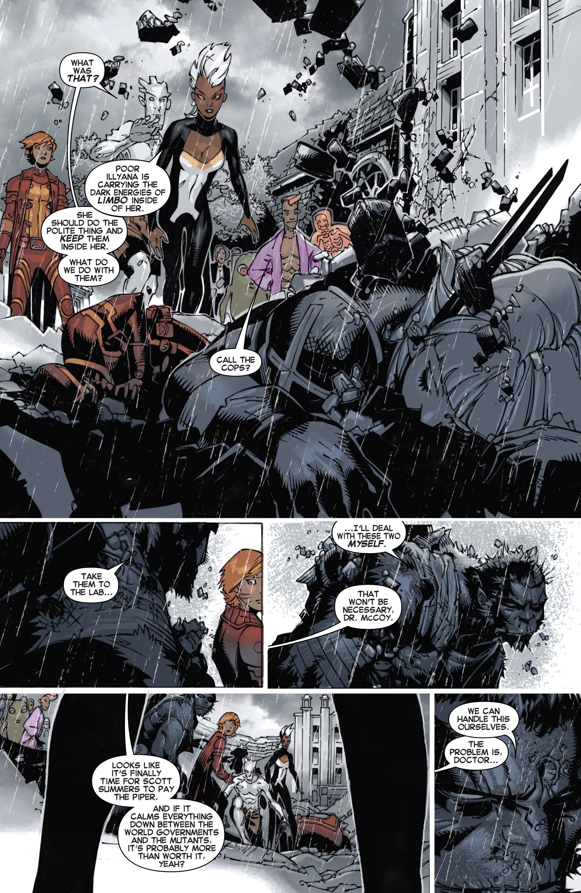 Read online Uncanny X-Men (2013) comic -  Issue #21 - 5