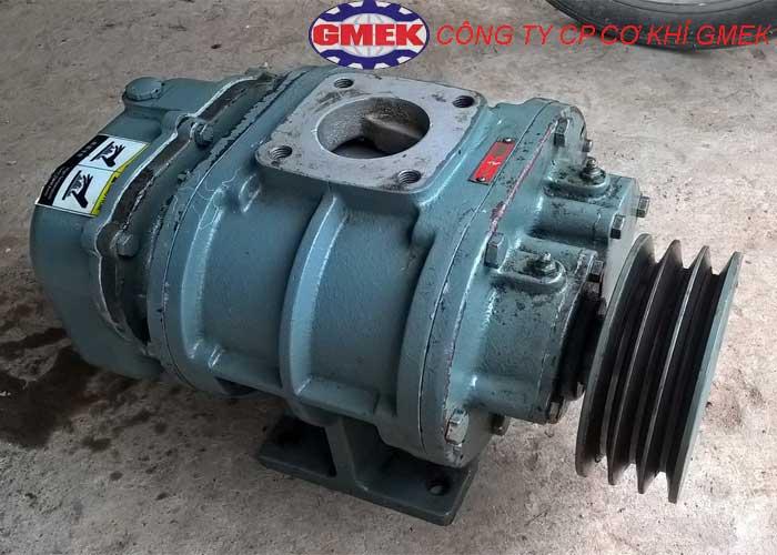 Bảo trì máy thổi khí kiểu Roots blower - APEC PUMP