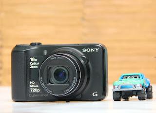 Jual Sony DSC H90 Bekas