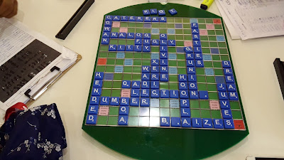 Capgemini International Scrabble Tournament 2018 - 4