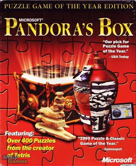 PandoraS Box Game