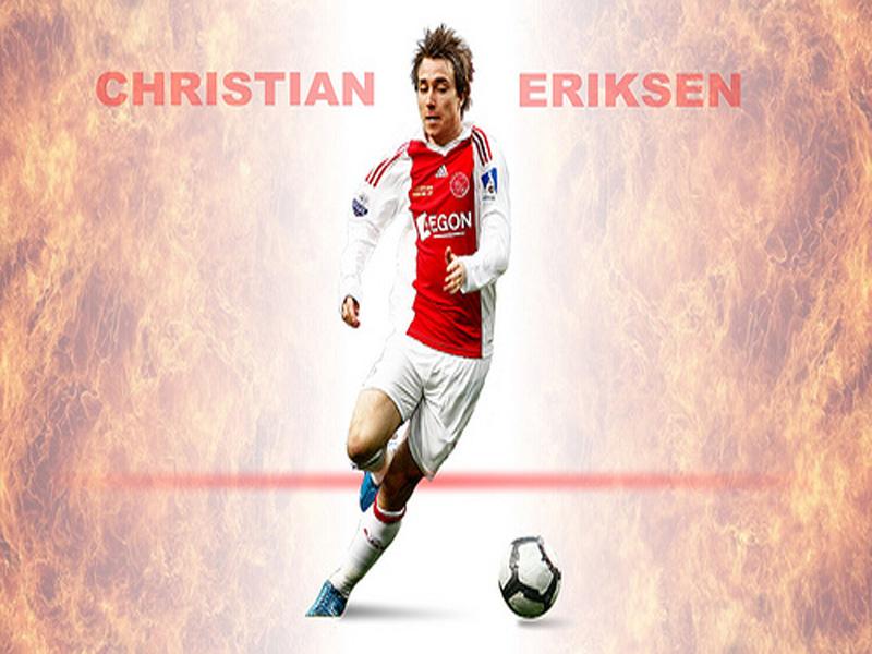 Christian Eriksen Wallpaper