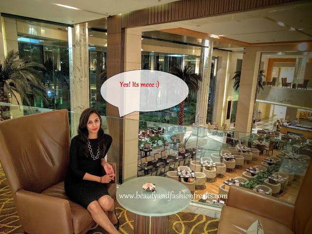 Me In Zara At 'The Grand', New Delhi