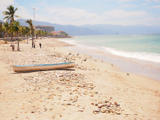 Puerto Vallarta, Mexico, Spring Break, Beach, Malecon