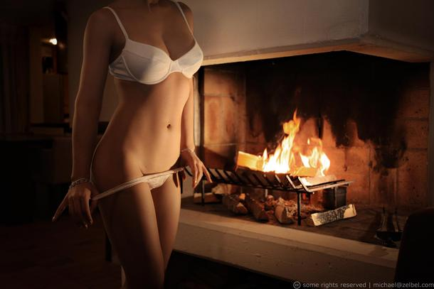 sex by the fire