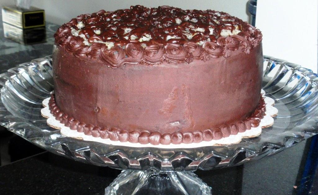 German Chocolate Cake Recipe Joy Of Baking: Everybunny Loves Food: German Chocolate Cake