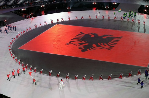 Albania is represented by two skiers in Winter Olympics 2018