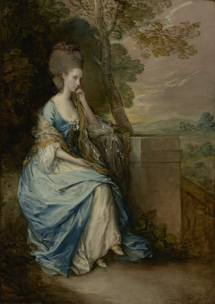 Spencer Alley Thomas Gainsborough Drawings And Paintings