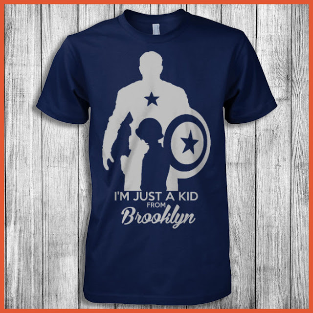 Captain America: I'm Just A Kid From Brooklyn