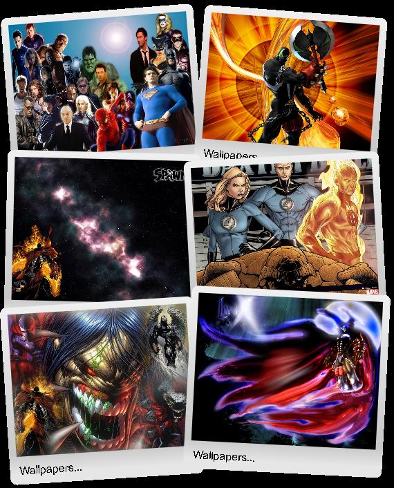 Wallpapers Marvel Comics