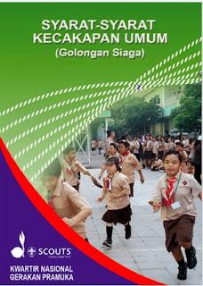 Download Buku Sku Pramuka Siaga Terbaru Dan Buku Pegangan Pembina Siaga / Buku Panduan Penyelesaian Sku Siaga