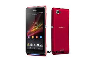 Firmware Download Sony Xperia L LTE C2105