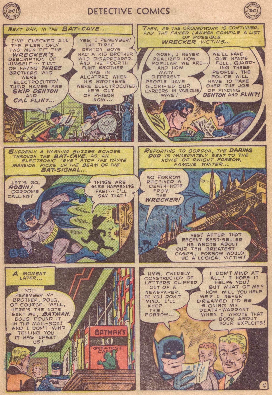Read online Detective Comics (1937) comic -  Issue #197 - 6