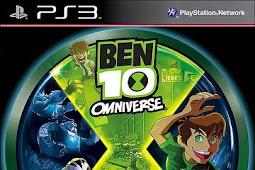 Ben 10 Omniverse 2 PS3 iMars