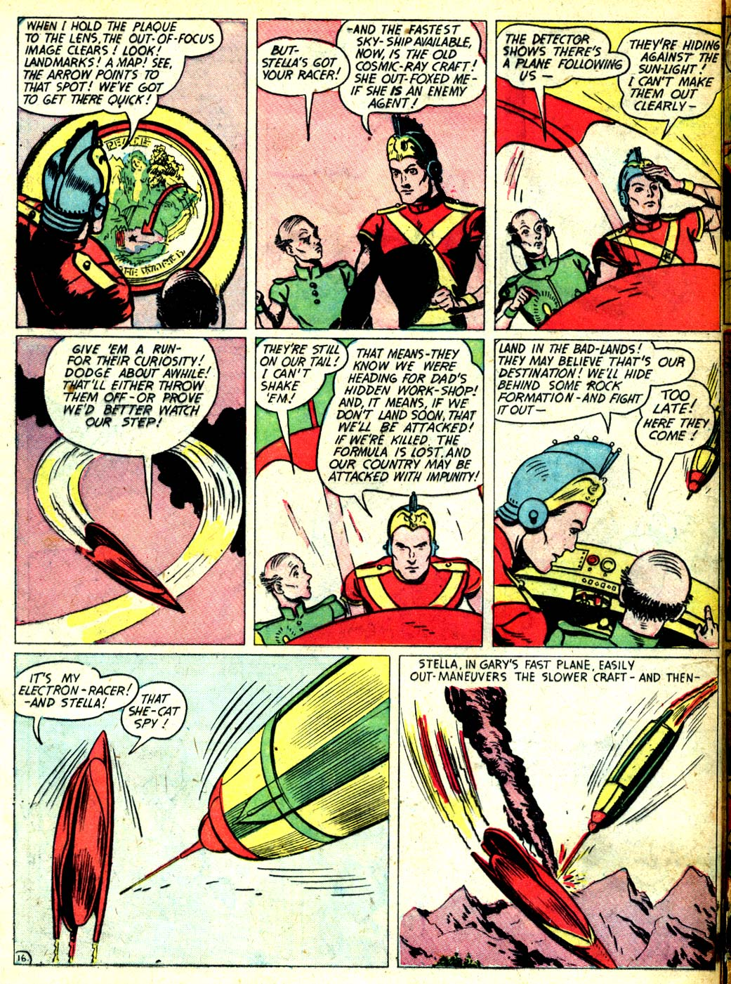 Read online All-American Comics (1939) comic -  Issue #10 - 64
