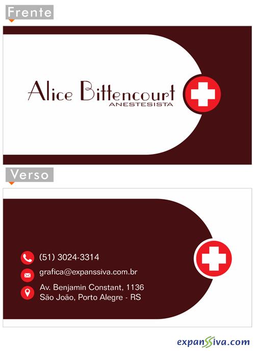15 cartoes de visita criativos medicos 04 - 15 Cartões de Visita Super Criativos para Médicos