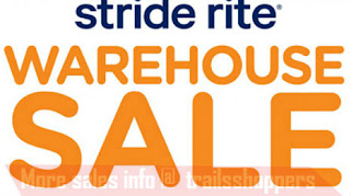 Stride Rite Warehouse Sale 2017