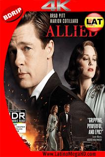 Aliados (2016) Latino Ultra HD BDRIP 4K 2160p - 2016