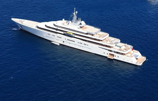 eclipse kapal pesiar termewah dan juga paling mahal di dunia-2