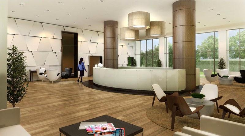 La Verti Residences Hotel-Like Lobby