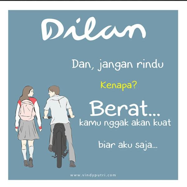Fenomena Dilan..