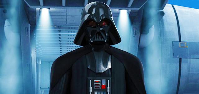 Darth Vader instaurează un regim al terorii în Star Wars: Rebels Sezonul 2