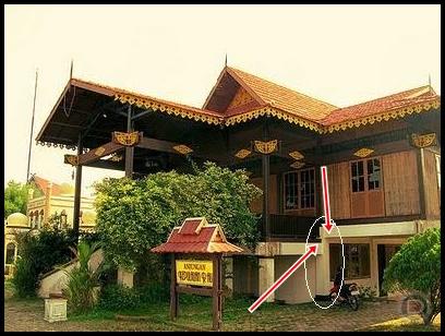Rumah Adat Provinsi Riau Selaso Jatuh Kembar Dtechnoindo Resmi Diperkenalkan
