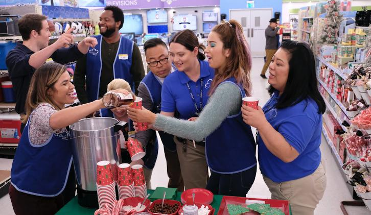 Superstore - Episode 3.07 - Christmas Eve - Promo, Sneak Peeks, Promotional Photos & Press Release
