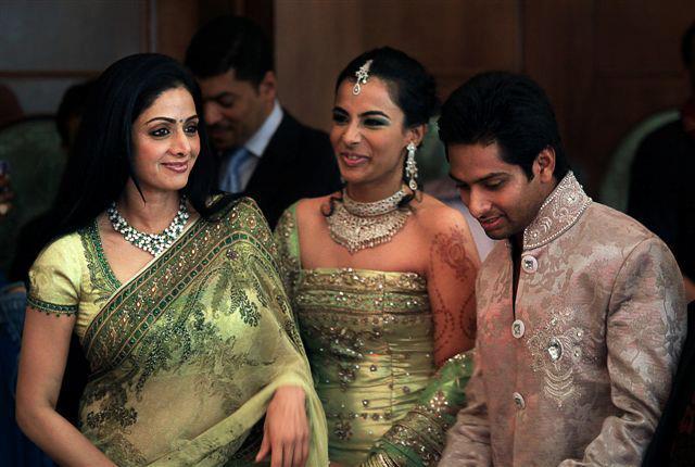 Sridevi Wedding Belle