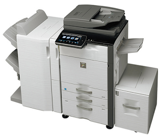 Sharp MX-4140N Printer Drivers Download