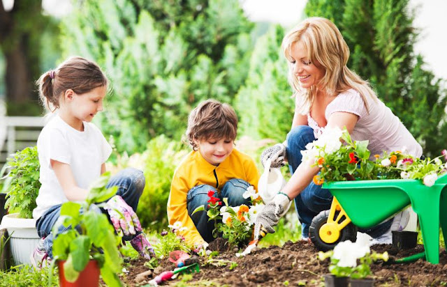 Gardening Is Non Alone Fun As Well As Engaging, It Benefits You Lot Inwards Many Ways