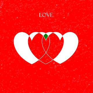 Fondos de pantalla de corazones de colores para descargar gratis