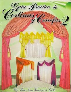 como hacer cortinas y cenefas