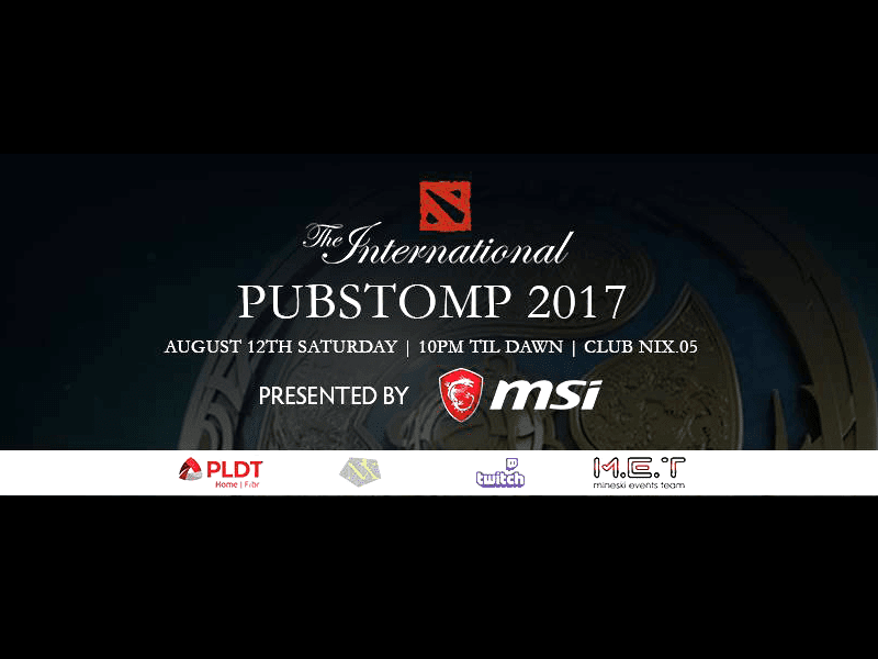 The Best Way To Watch Pubstomp 2017!