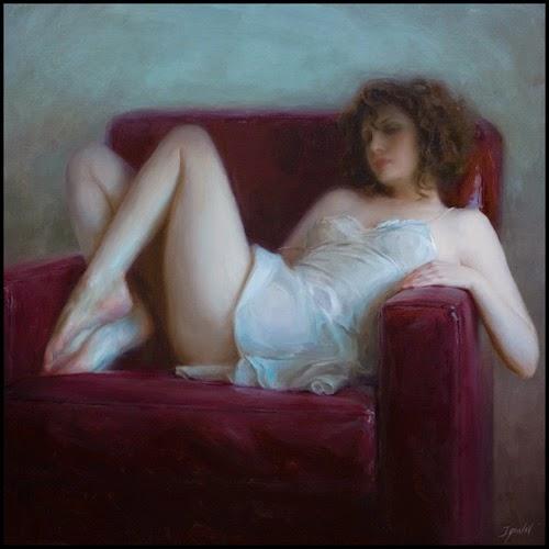 Espera - Ignat Ignatov e suas mais belas pinturas  ~ Pintora russa