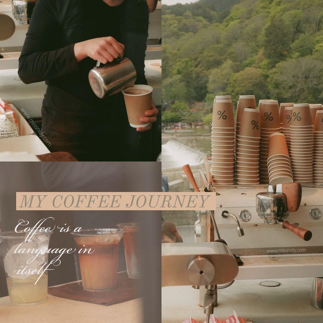 coffee journey in japan