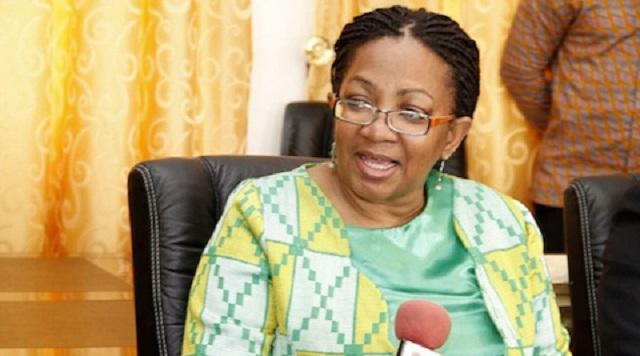 Prez. Mahama sacks CHRAJ boss Lauretta Lamptey
