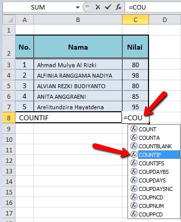 Cara Membuat Perkalian Otomatis Di Excel : membuat, perkalian, otomatis, excel, Menggunakan, Rumus, Excel, Dengan, Lebih, Cepat, PAKAR, TUTORIAL