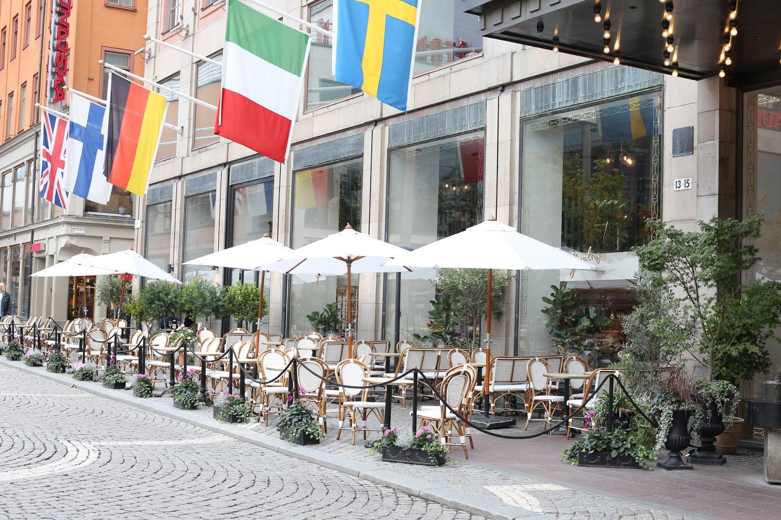 Haymarket hotel stockholm