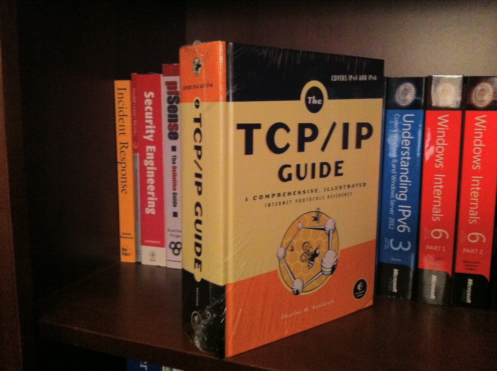 TaoSecurity: How to Win This TCP/IP Book