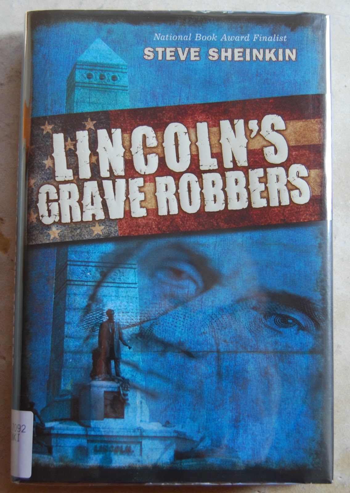 fiction non books historical engaging title robbers story lincoln grave