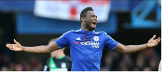 Mikel Obi Set For Chinese Medical, To Earn £140k Per Week