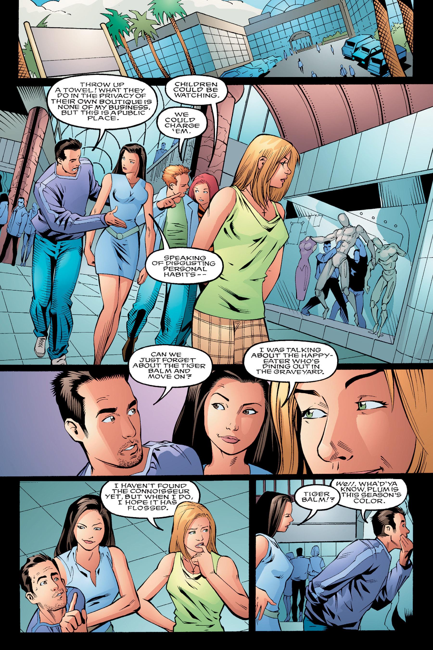 Read online Buffy the Vampire Slayer: Omnibus comic -  Issue # TPB 4 - 22