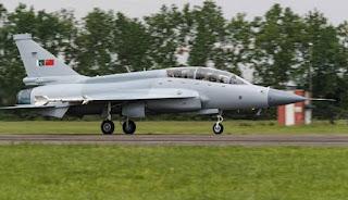 Pesawat Tempur JF-17B Kursi Ganda