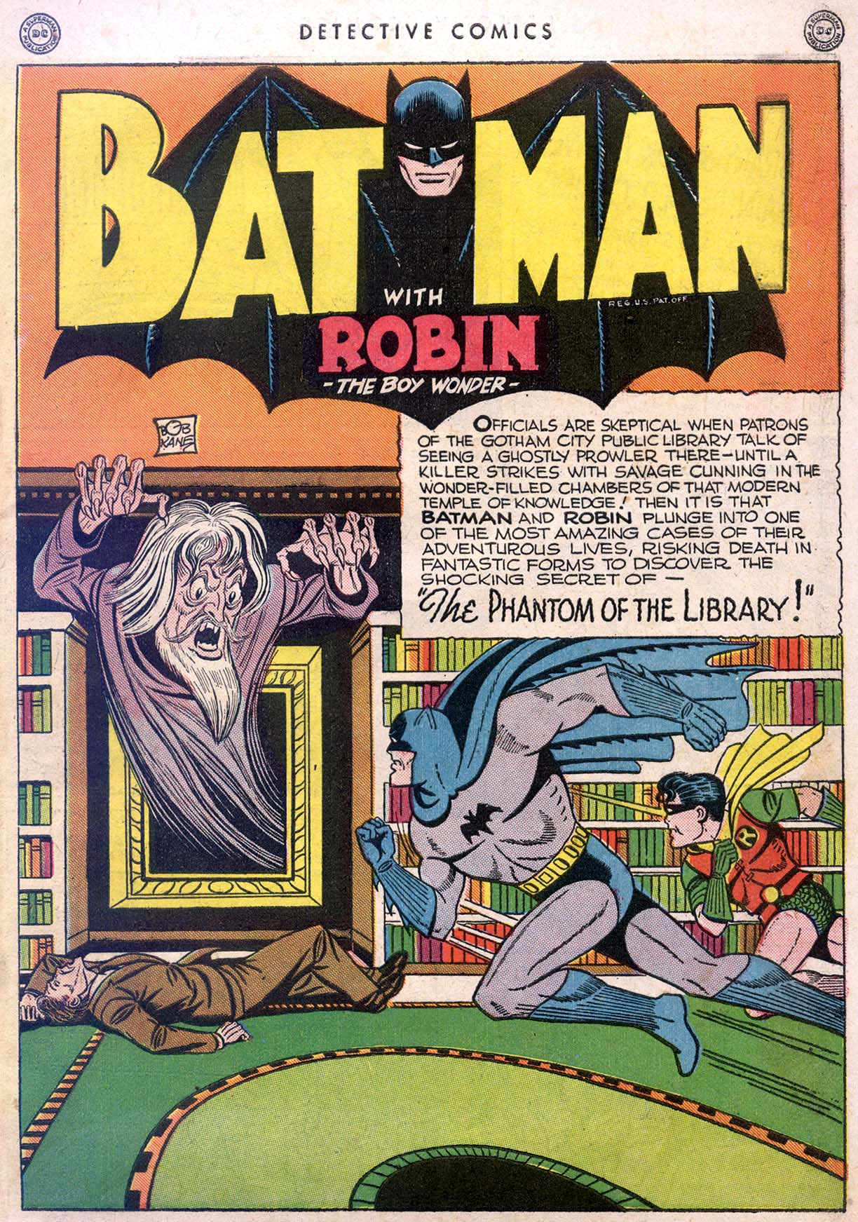 Read online Detective Comics (1937) comic -  Issue #106 - 3