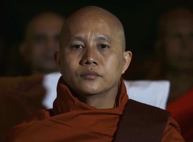 Inilah 6 Fakta Mengerikan Biksu Wirathu, Sosok Pembenci Utama Muslim Rohingya dan Dalang Gerakan Anti Islam