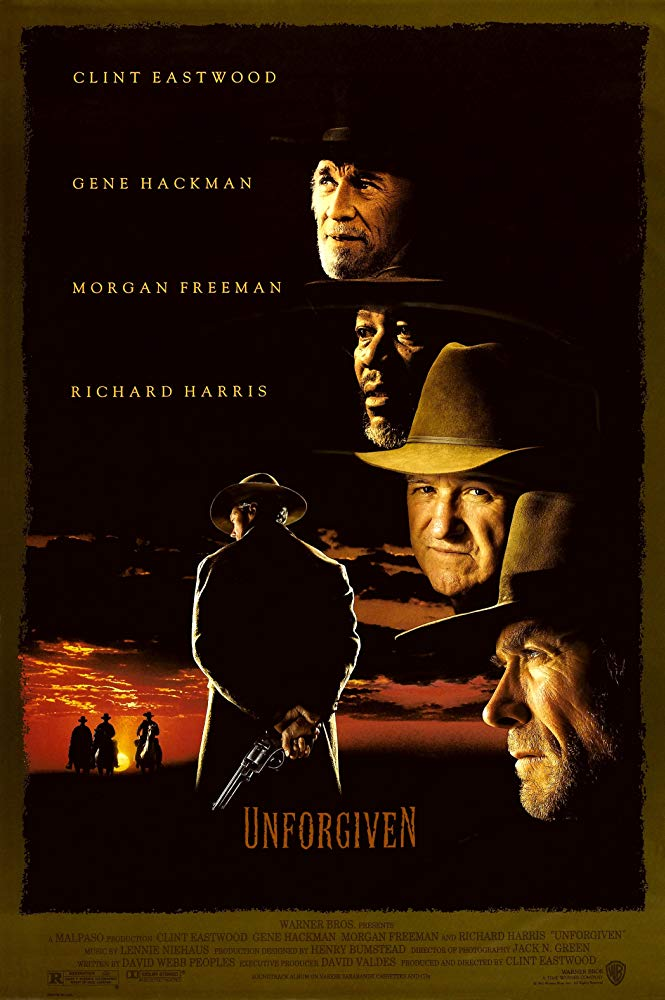 Unforgiven 1992 English Movie Bluray 720p With Bangla Subtitle