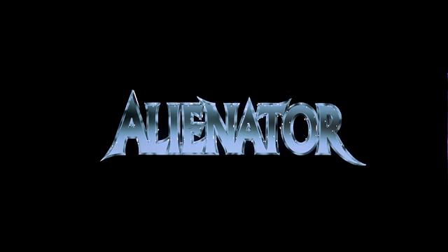 Alienator Title Card