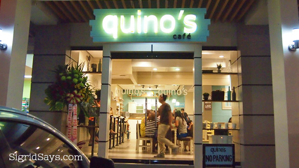 Quino's Cafe, Bacolod cafe